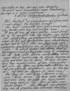 Brief van Hans uit Indië (1950) ak