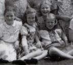 (v.l.n.r.)Nellie Wijsman, Ik, Aukje, Koosje Bloembergen